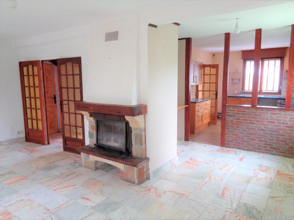 Vente maison 59136 Wavrin - Maison individuelle 3 chambres + bureau Wavrin 90m2-TT231