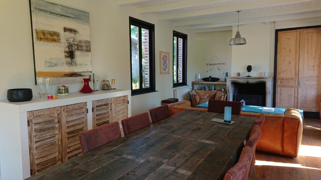 Vente maison 59249 Aubers - RARE !!! 5 minutes D'AUBERS SUPERBE FERME RÉNOVÉE/4735M²