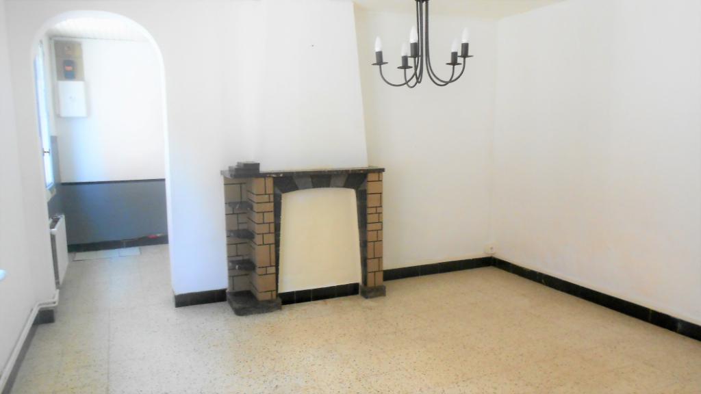 Vente maison 59136 Wavrin - Maison semi individuelle  65 m2 Wavrin centre.