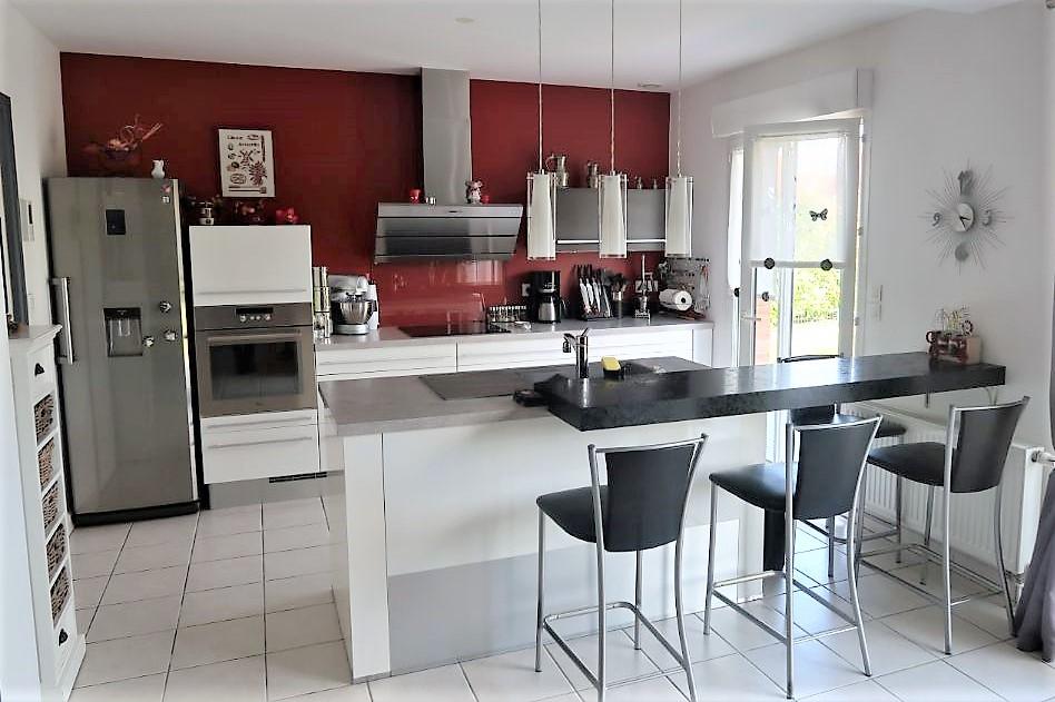 Vente maison 59134 Wicres - Pavillon individuel , 145 m2 habitables... secteur prisé !!!
