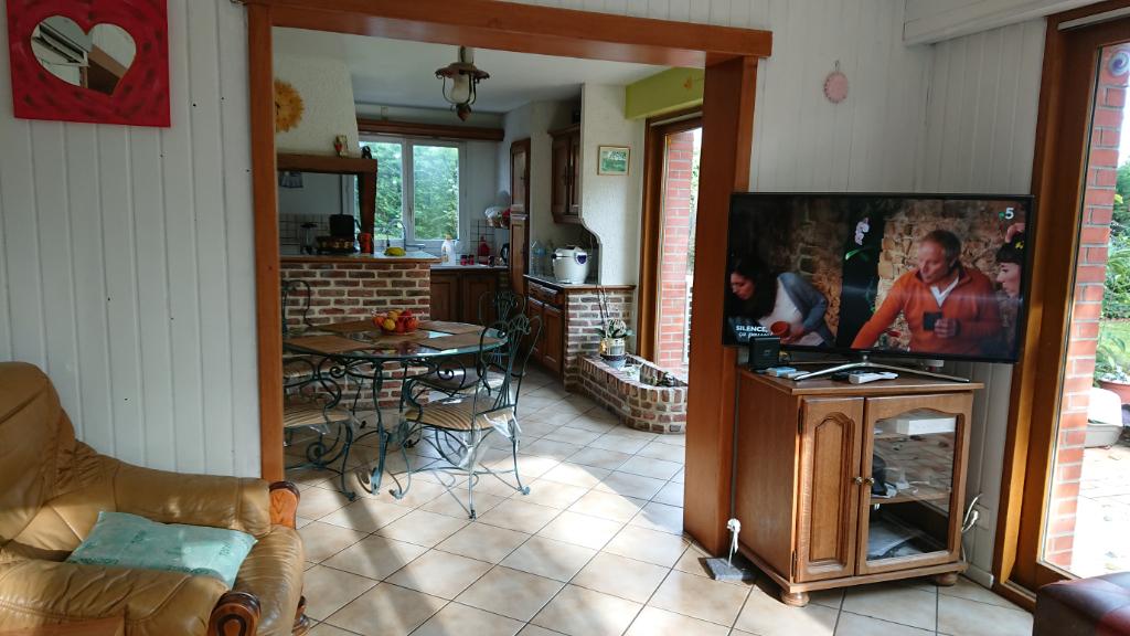 5 minutes de Beaucamps jolie maison individuelle/799m²