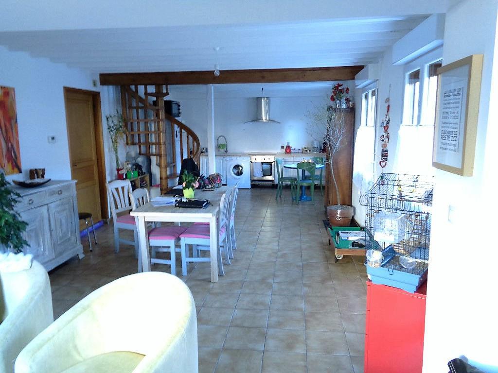 Vente maison 59136 Wavrin - Longere individuelle de 80 m2