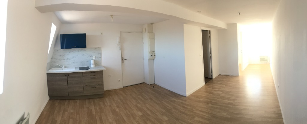 Location appartement 59134 Fournes en weppes - APPARTEMENT NON MEUBLE DE 36.62 m² FOURNES EN WEPPES