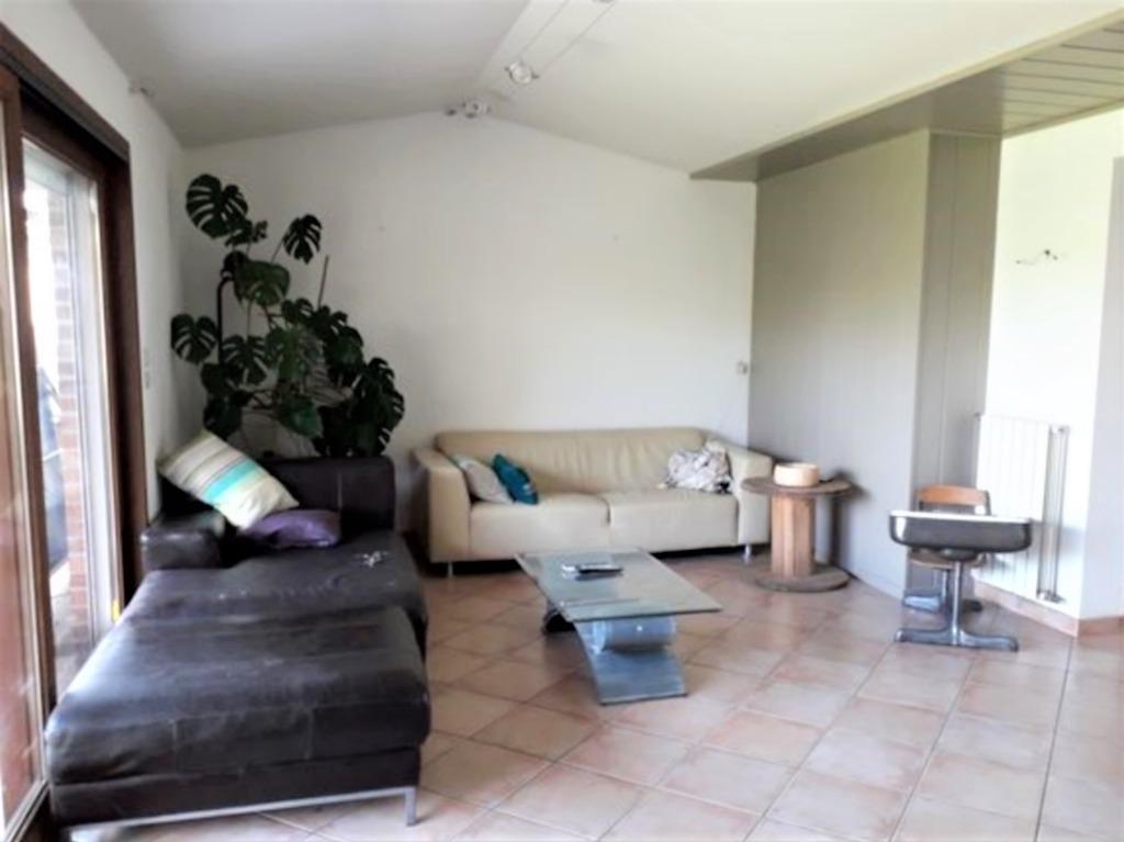 Maison + Appartement duplex : 158m2 habitables