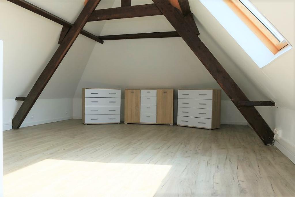 Appartement duplex 55 m2 habitables