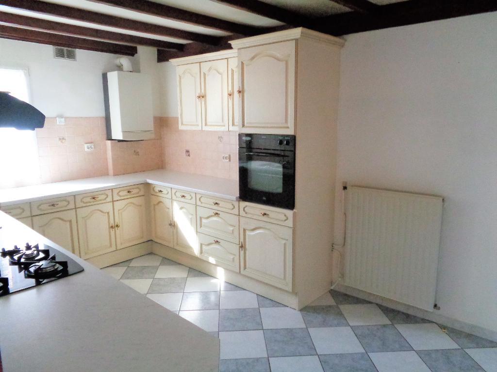 Vente maison 59184 Sainghin en weppes - Maison flamande type appartement  duplex 95 m2