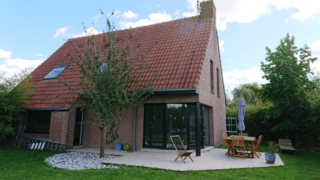 Vente maison 62840 Fleurbaix - MAGNIFIQUE VILLA INDIVIDUELLE CONTEMPORAINE /717M²