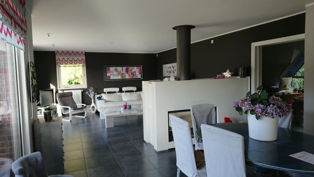 Vente maison 59320 Ennetieres en weppes - Proche d'Englos magnifique villa indiv contemporaine/2000m²